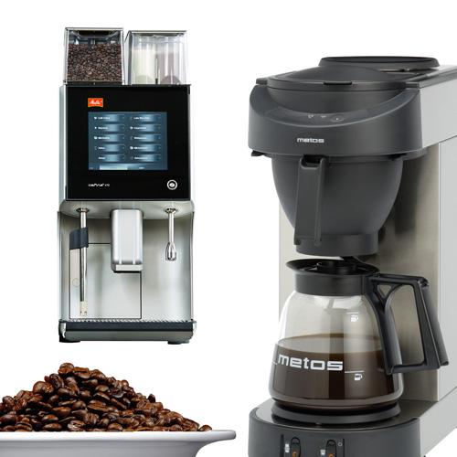 Kafijas pagatavošanas automāti