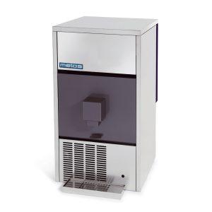 Ar ledus gabaliņu dispenseru