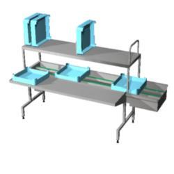 Automātiskās grozu kārtošanas iekārtas