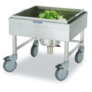 Salātu mazgāšanas rati